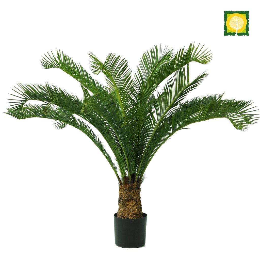 Palm Cycas 120cm W UVSILX