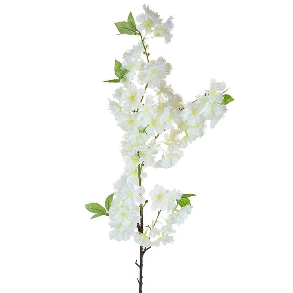 SF Blossom white W 116cm