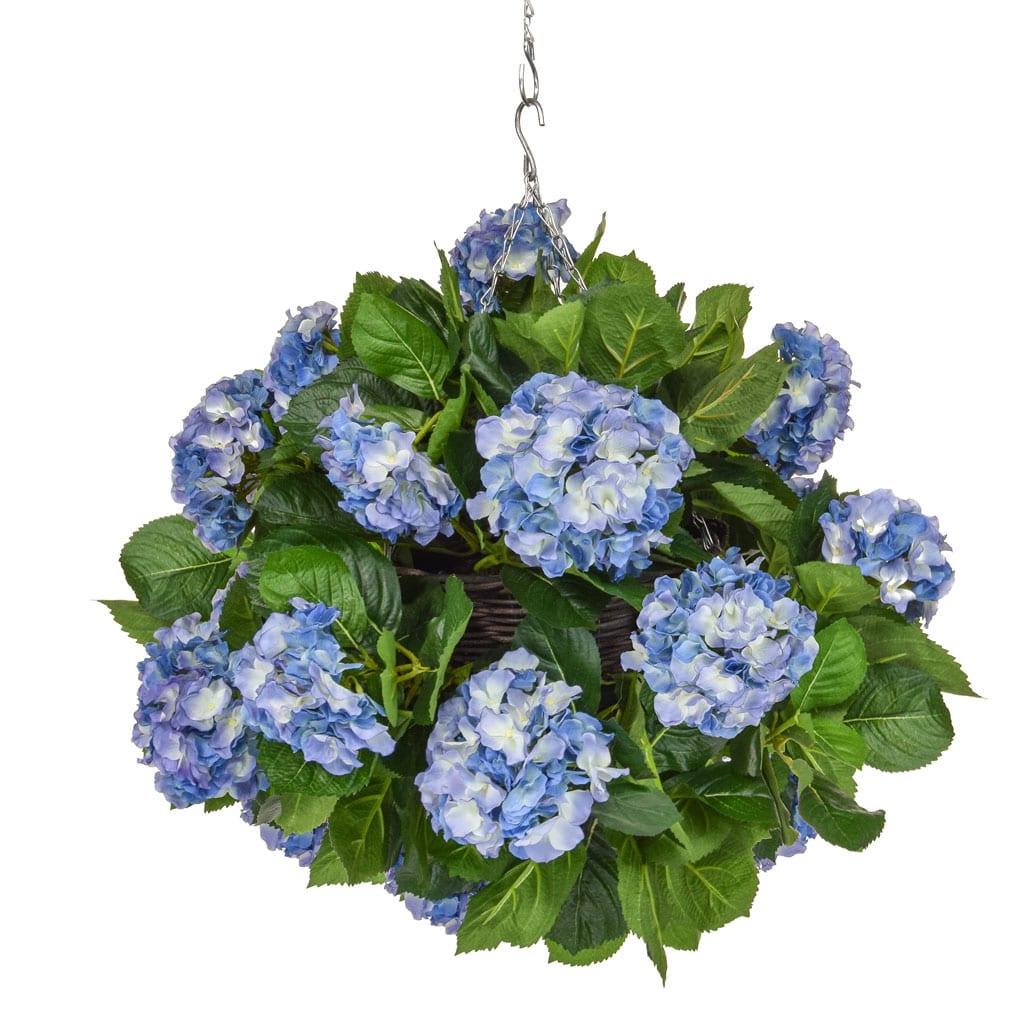 HB Hydrangea Blue Ball 50cm