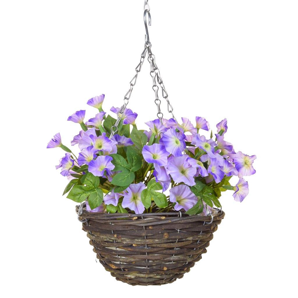 HB Contract Petunia Purple 35cm