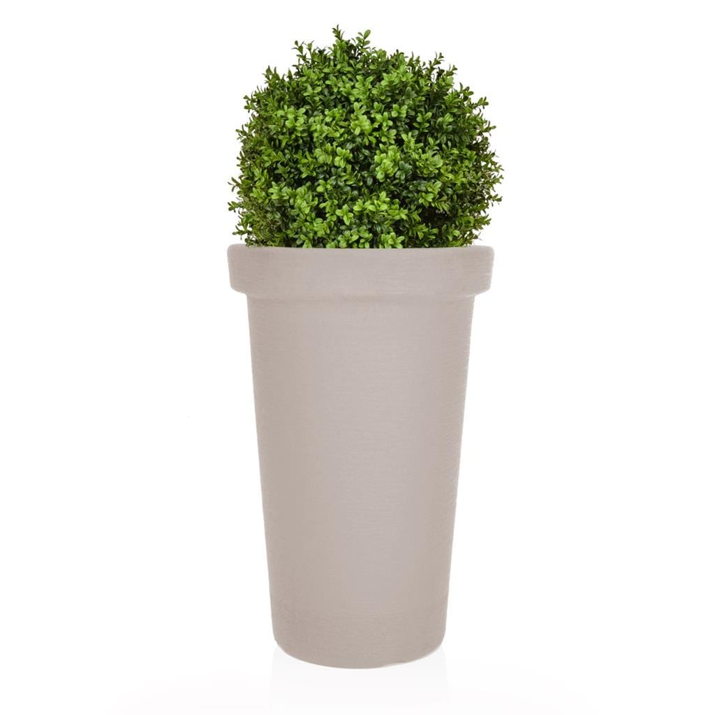 AN-Buxus Ball 40 PR in Moc Tower 90cm
