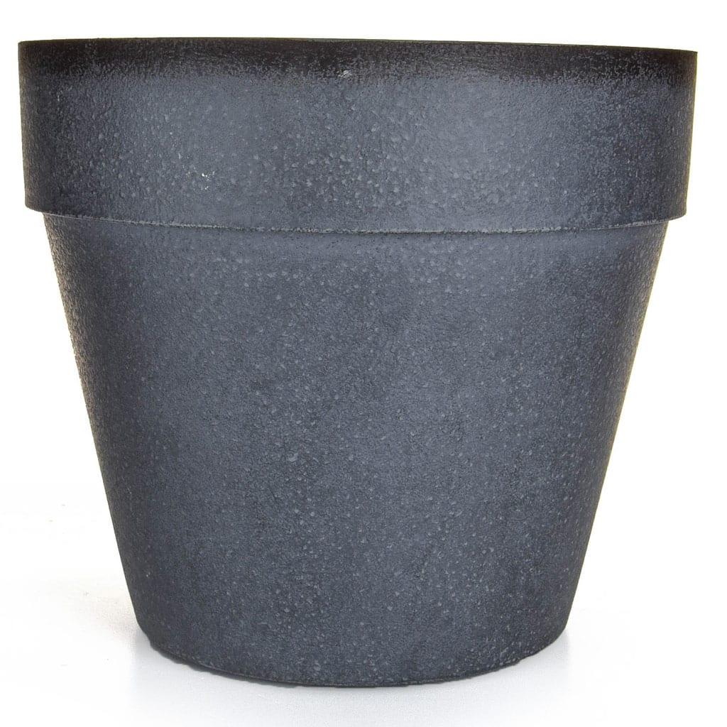 V-Pot Grey Artisan 28.5x25cm