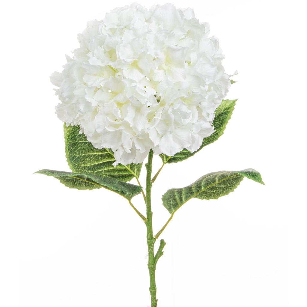 SF Hydrangea Large White HY 101cm