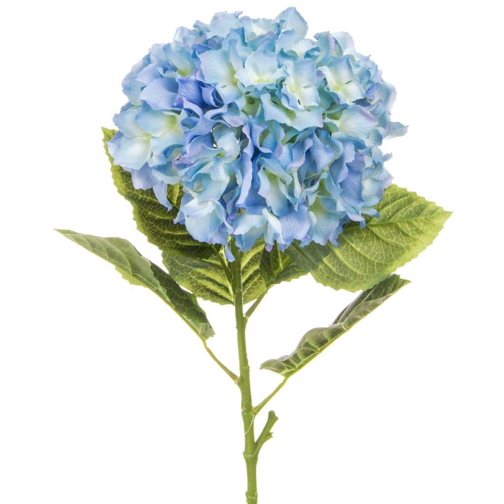 SF Hydrangea Large Pale Blue HY 101cm