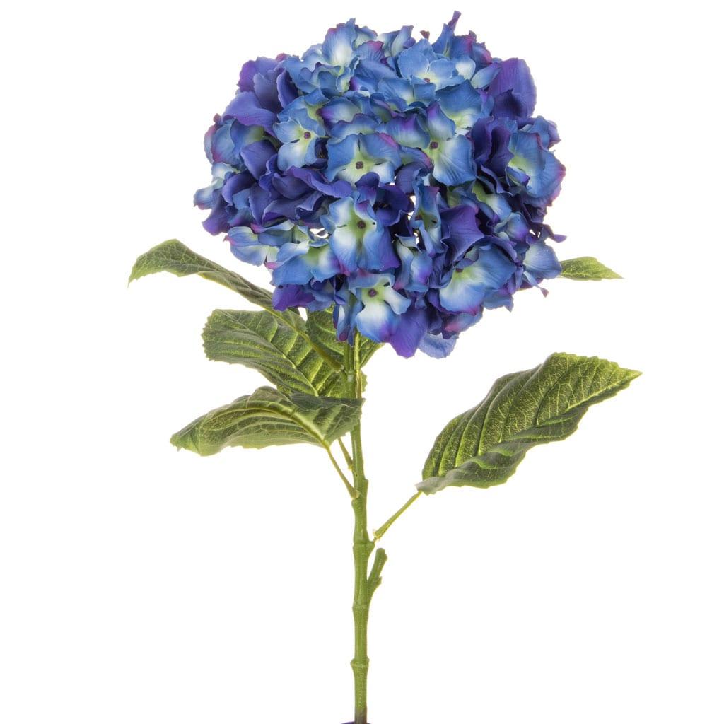 SF Hydrangea Large Dark Blue HY 101cm