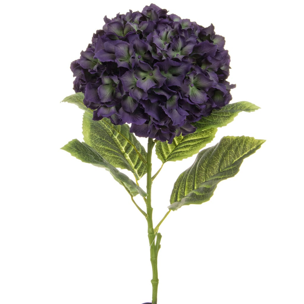 SF Hydrangea Lge Antique Purple HY 101cm