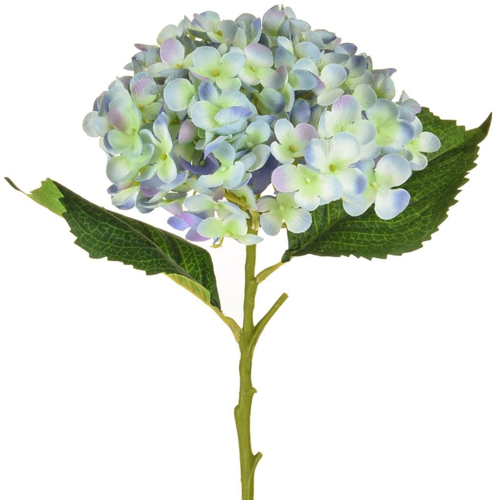 SF Hydrangea Small Pale Blue 52cm