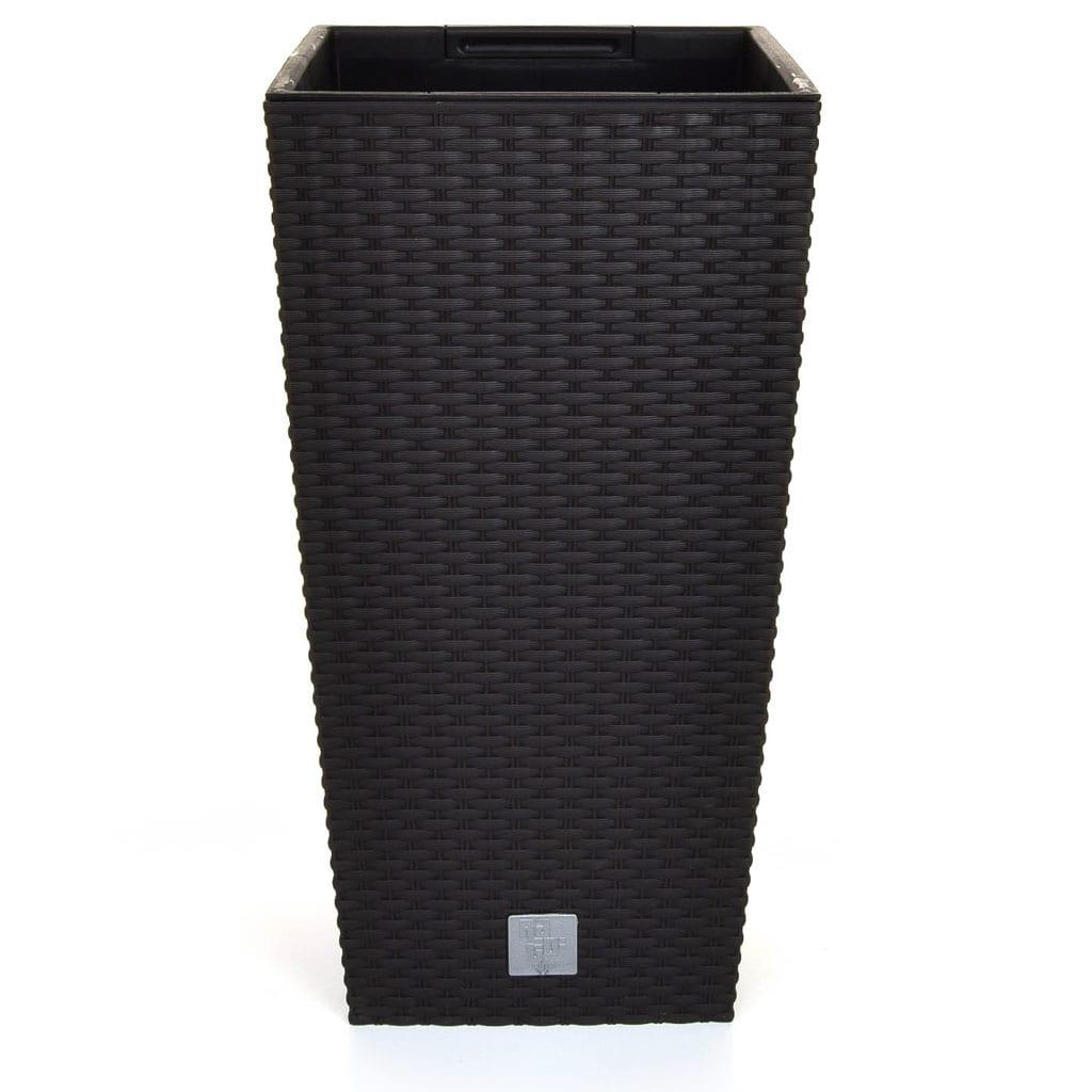V-Pot Rato Square Black 61x31x31cm