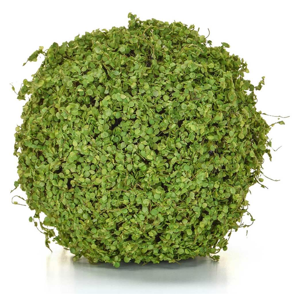 Topiary Ball Moss/twig Green 16cm
